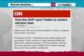 GOP used coded tweets to skirt campaign law