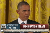 WH responds to critics of executive action