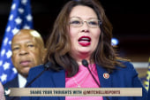 Congresswoman not allowed to vote by proxy