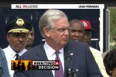 Ahead of jury decision, all eyes on Ferguson