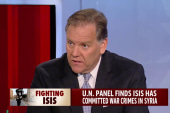 Rogers: US isn't winning in Syria