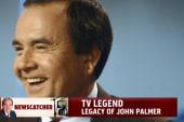 The legacy of TV legend John Palmer