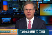 Bill introduced in House to sue Obama
