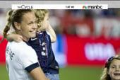 Christie Rampone redefines 'soccer mom'