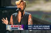 Mary J. Blige's secret to wedded bliss