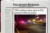 Three hospitalized after FSU shooting