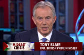 Tony Blair: Changes needed in Gaza