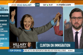 Hillary Clinton chides House GOP for inaction