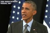 Obama sells his immigration plan in Las Vegas