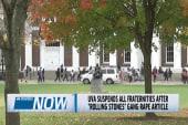 UVA suspends all fraternities