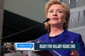 'Ready for Hillary' coming to an end