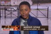 11-year-old activist on what Ferguson needs