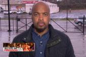 Community in Ferguson 'paralyzed'