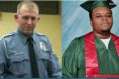 Ferguson protesters await grand jury verdict