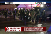 The issue of race relations in Ferguson