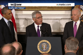 Under pressure? Sec. Hagel steps down