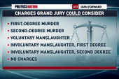These are the charges Darren Wilson could...
