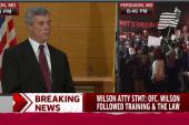 St. Louis prosecutor pressed by media