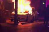 Chris Hayes: 'Intense protests' at...