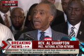 Sharpton criticizes Prosecutor McCulloch
