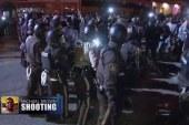 Racial tensions in Ferguson