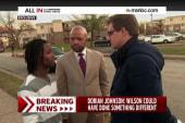 Key eyewitness contradicts Wilson's testimony