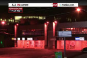 Tense calm in Ferguson after night of unrest