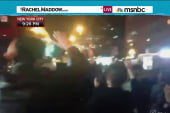 Ferguson outrage spreads nation-wide