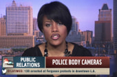 Should police officers wear body cameras?