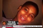 Police release video of Tamir Rice shooting