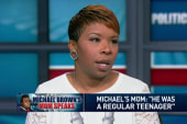 Michael Brown's mother: 'It's disrespectful'