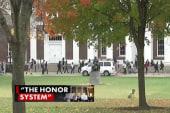 Gang rape allegation at University of...