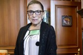 Justice Ginsburg recovering from heart...