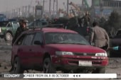 Suicide bombing kills two in Kabul