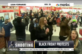 Ferguson protesters call for Black Friday...