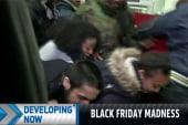 Black Friday hysteria is underway