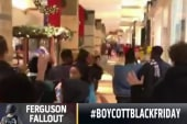 Ferguson activists boycott Black Friday