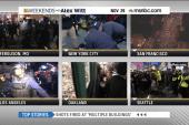 National Ferguson protesters disrupt Black...