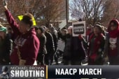 NAACP leads 7-day 'Justice' march in Missouri