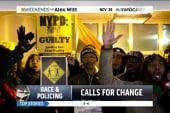 Calls for police reform go beyond Ferguson