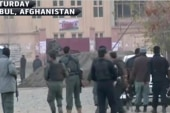 Taliban attacks rock Kabul