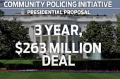 Obama wants $263M for community policing