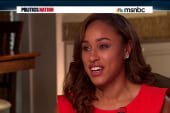 Janay Rice addresses domestic violence case