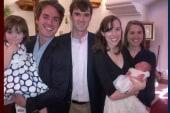 The Matthews family Thanksgiving