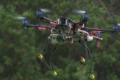 Flights in danger from drones?