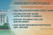 Obama seeks to address Ferguson fallout
