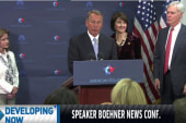 Boehner: 'No decisions' yet on immigration