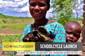 'Girl Up' helps girls in Malawi get to school