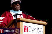 Why Temple cut ties with Cosby