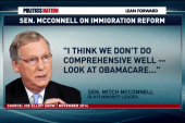 Sen. McConnell's gaffe on immigration